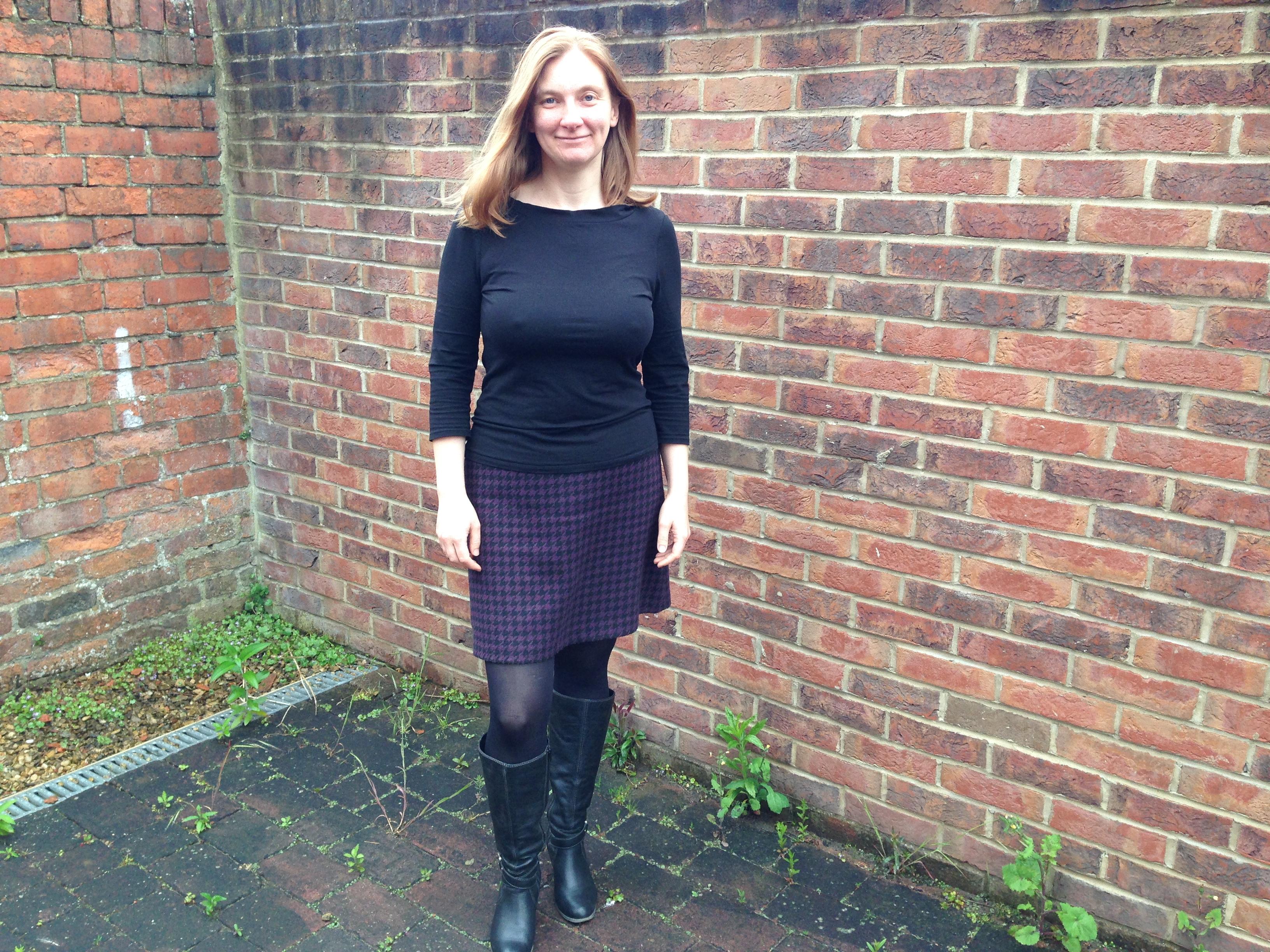 Me & my skirt