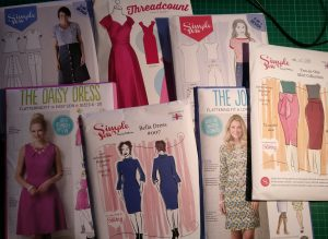 Prepared Patterns from Magazines