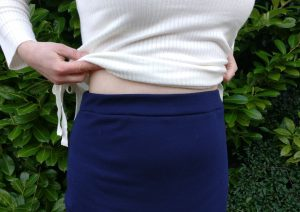 Waistband - Looking Good on the Outside