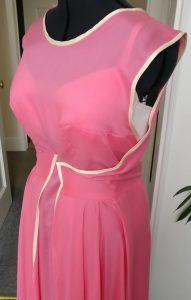 In Progress Walkaway Dress