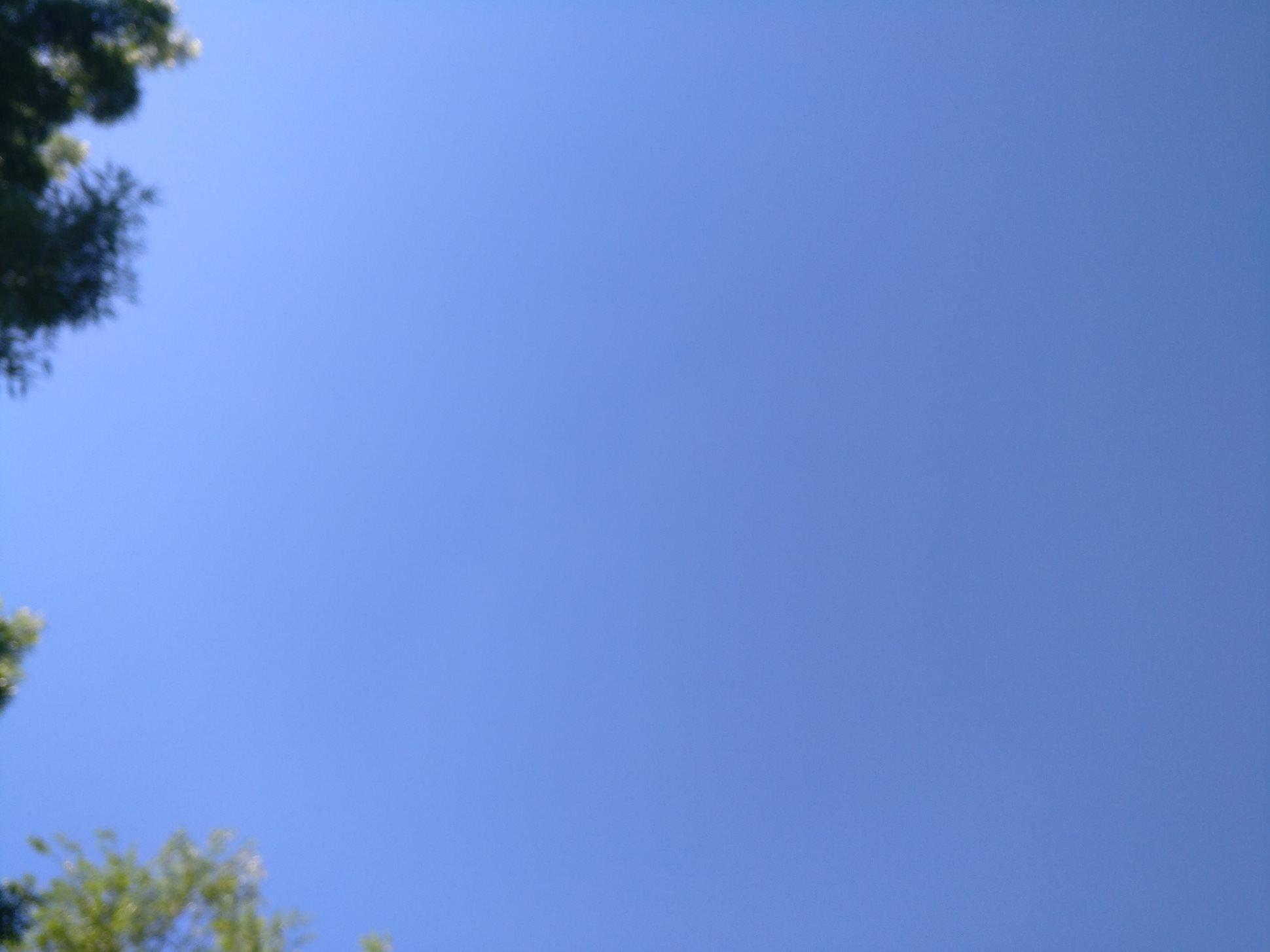 A beautiful summer sky